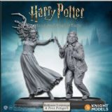 Harry Potter Miniatures Adventure Game: Bellatrix and Wormtail Expansion